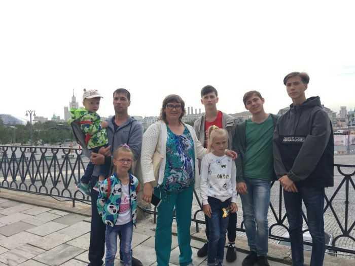 Проездом через Москву