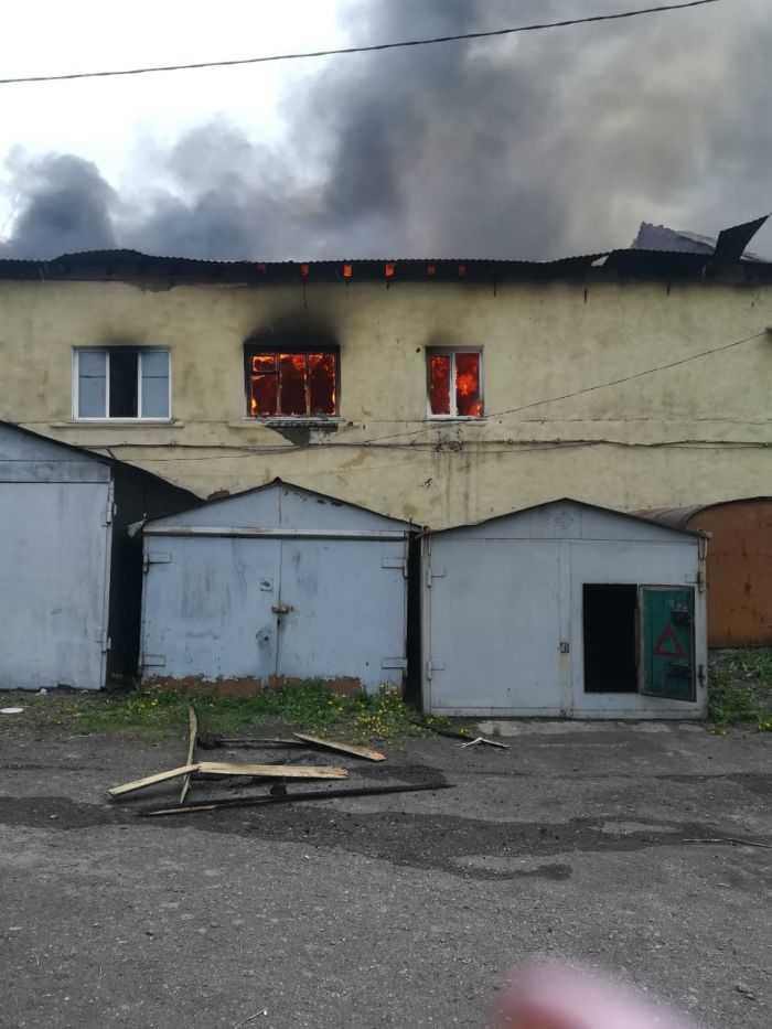 Дом Ноградская 11,горел дом,1 мая 2020 г.